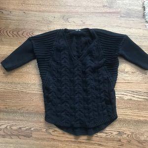 Chunky Knit Express Sweater Size M